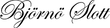 Björnöslott